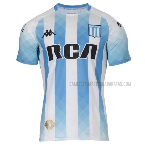 camiseta 1ª equipación del racing club 2019-20