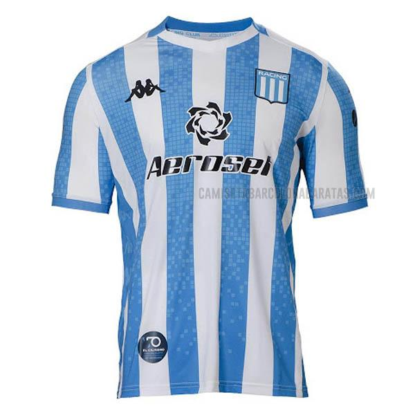 camiseta 1ª equipación del racing club 2020