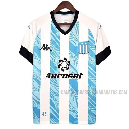 camiseta 1ª equipación del racing club 2021-2022