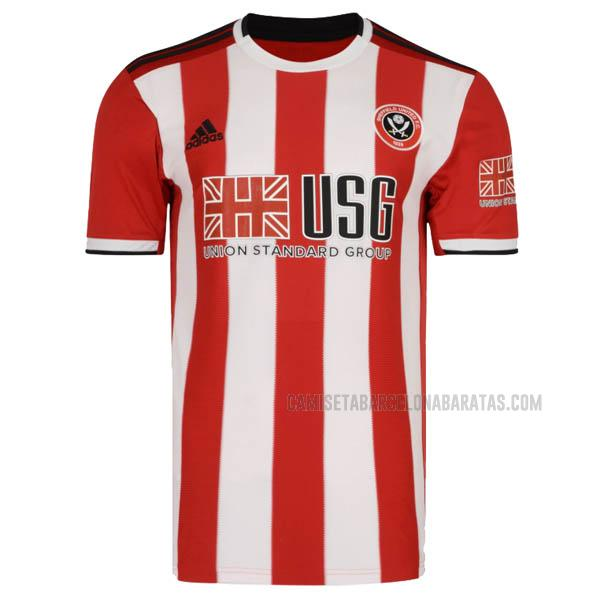 camiseta 1ª equipación del sheffield united 2019-20