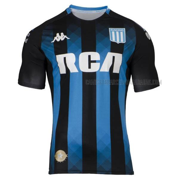 camiseta 2ª equipación del racing club 2019-20
