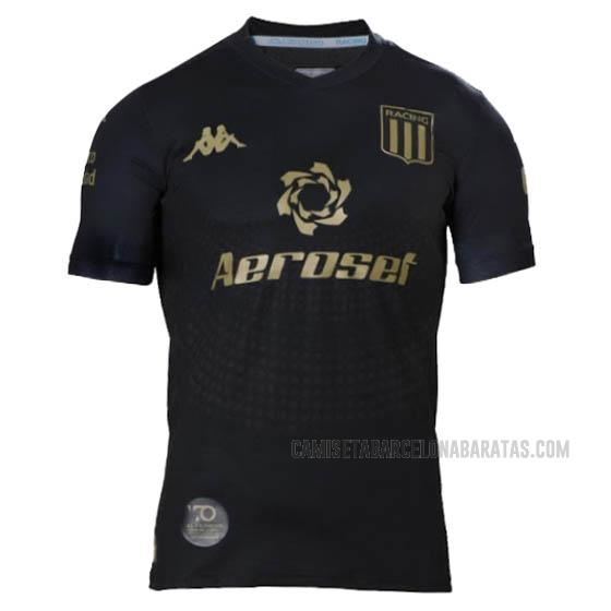 camiseta 2ª equipación del racing club 2020-2021