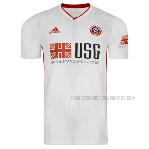 camiseta 2ª equipación del sheffield united 2019-20