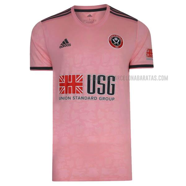 camiseta 2ª equipación del sheffield united 2020-2021