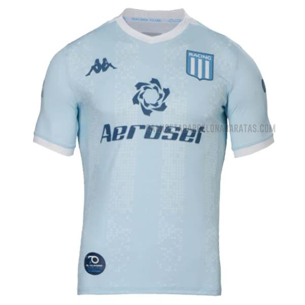 camiseta 3ª equipación del racing club 2020-2021
