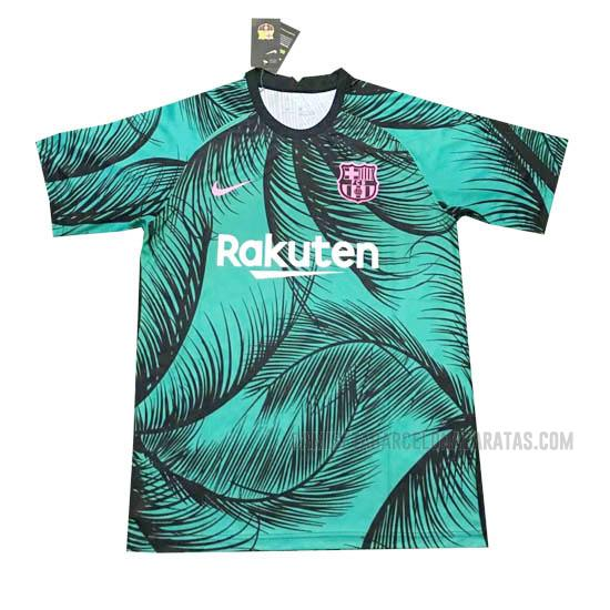 camiseta champions league pre-match barcelona 2020-2021