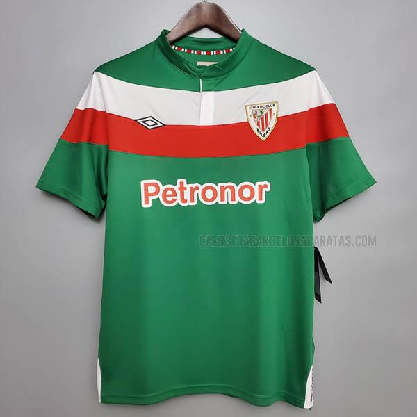 camiseta retro 2ª equipación del athletic bilbao 2011-2012